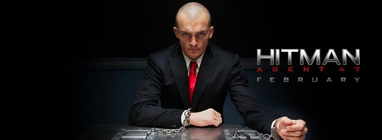 Hitman Agent 47 Comic Con