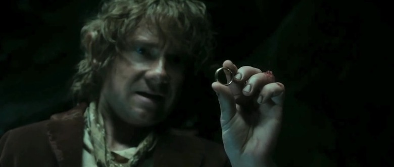 The Hobbit: The Desolation of an Unexpected Journey
