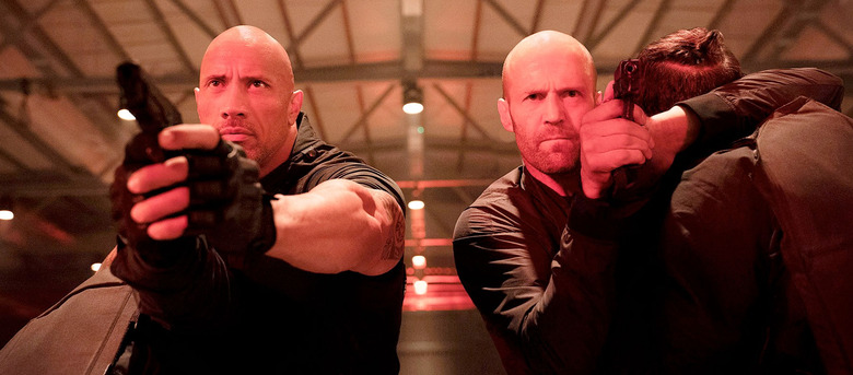 Hobbs and Shaw Spoiler Review