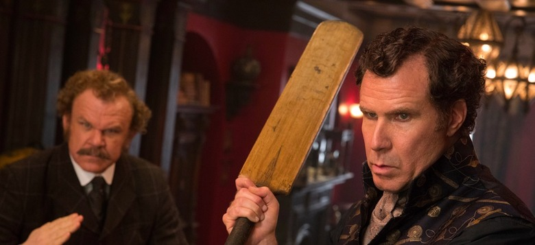 holmes and watson clip