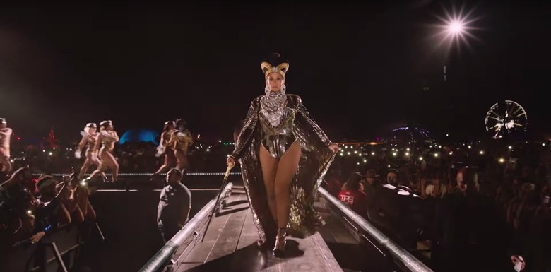 homecoming a film by beyonce trailer