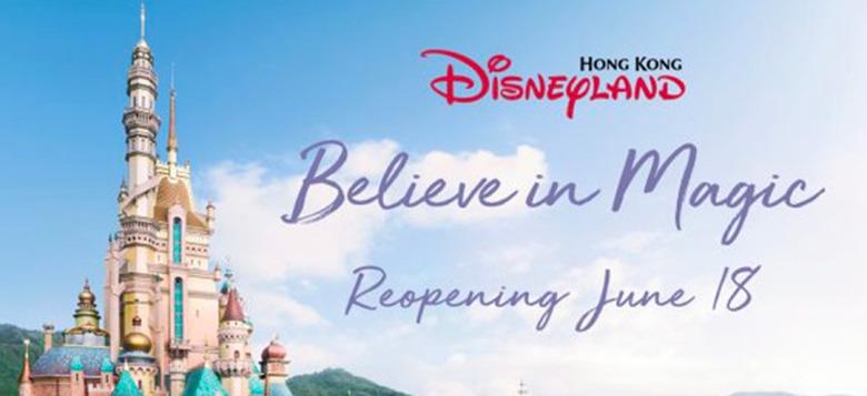 Hong Kong Disneyland closing