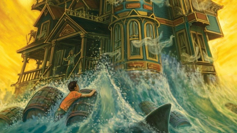 House Of Secrets Series Coming To Disney+ From Harry Potter Director