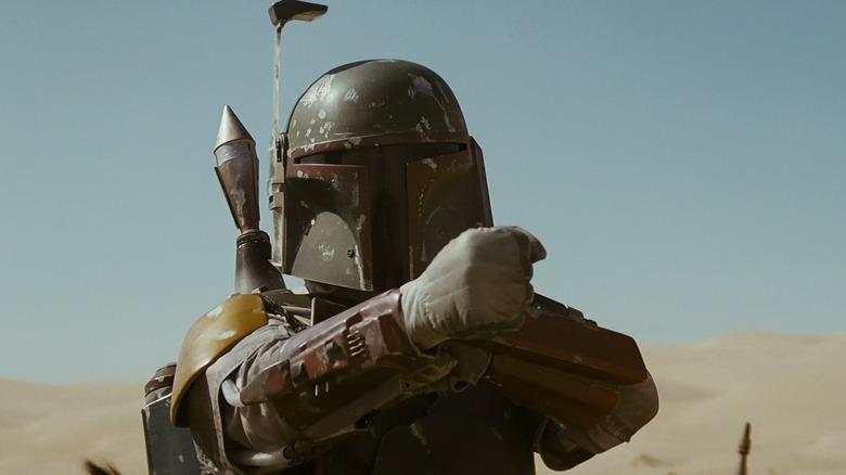 Boba Fett Return of Jedi