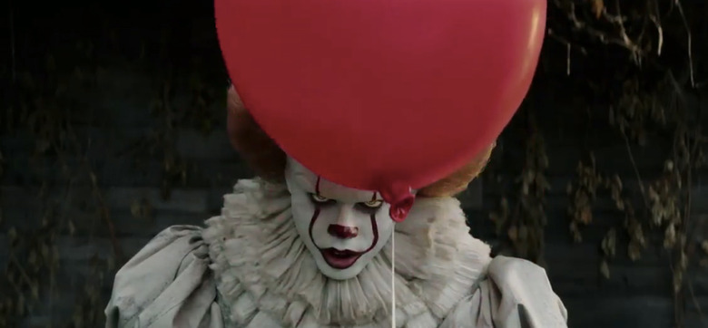 Stephen King's It Trailer - Pennywise - It Footage Reaction