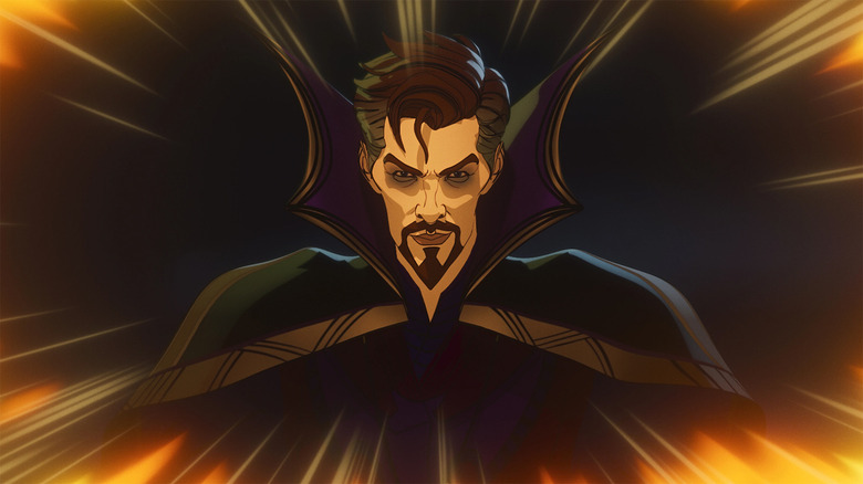 How Marvel Crafted The Tragedy Of Doctor Strange In The Latest Episode Of What If...? [Interview]
