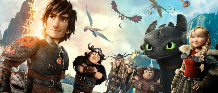 How to Train Your Dragon 3 title