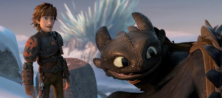 How to Train Your Dragon Honest Trailer
