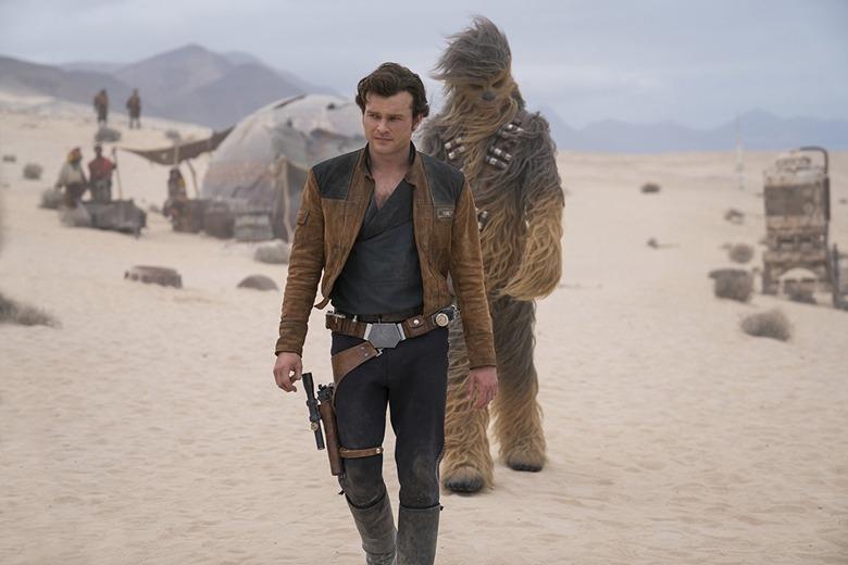 han solo star wars prequels