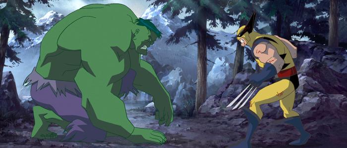 Hulk Wolverine movie