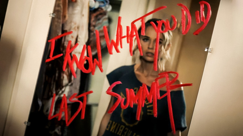 I Know What You Did Last Summer Trailer: The Slasher Classic Becomes A TV Series