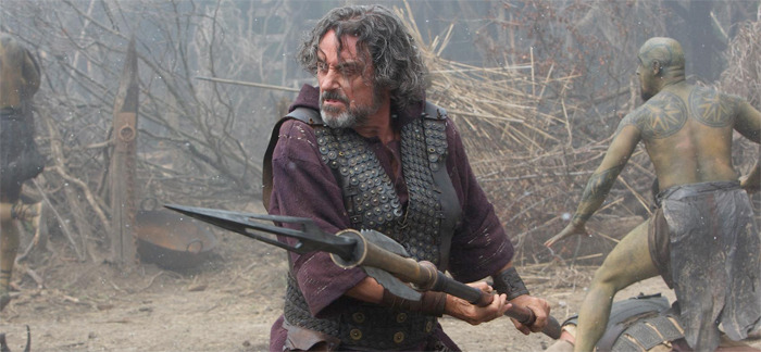 Ian McShane Joining Game of Thrones