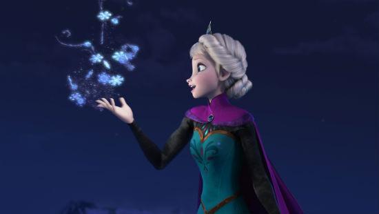 new Frozen short