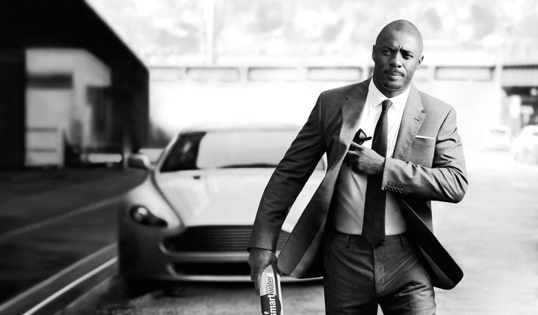 Idris Elba for Smartwater