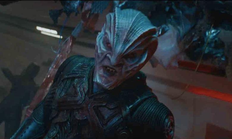 Idris Elba star trek character Krall