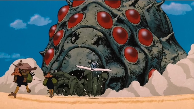 If You Want To Prep For Dune, Watch Nausicaa Of The Valley Of The Wind