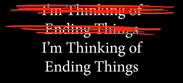 i'm thinking of ending things release date