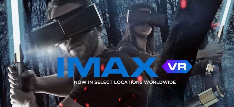 IMAX VR close