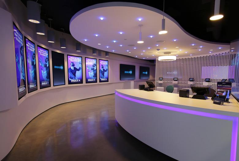 IMAX VR Centre - Reception