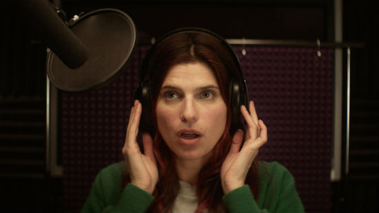 Lake Bell In A World