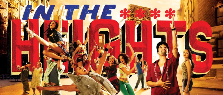 In the Heights director
