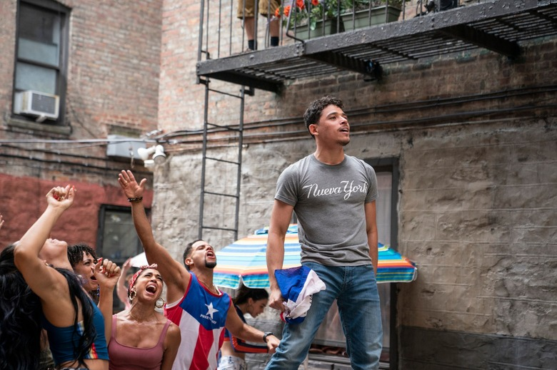 in the heights in theaters