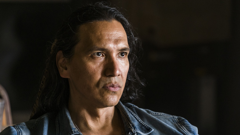 Incredible Actor Michael Greyeyes Just Signed A Deal With Blumhouse