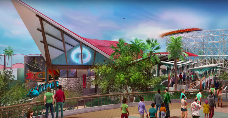 incredicoaster first look