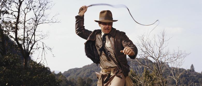 Indiana Jones 5 development