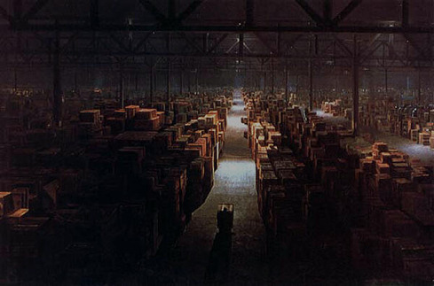 Ark Warehouse