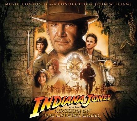Indy 4 Soundtrack