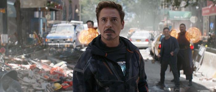 Infinity War cameo