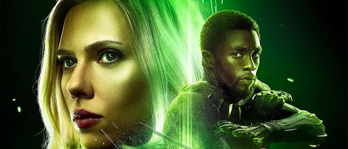 Infinity War posters