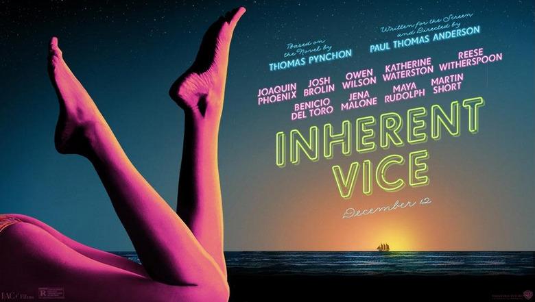 Inherent Vice influences