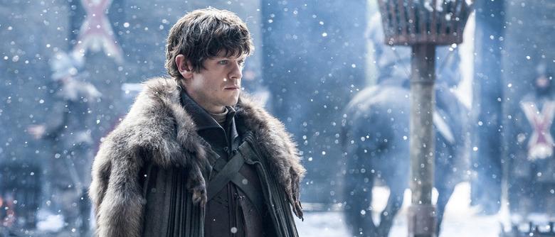 Ramsay Bolton (Iwan Rheon) in Game of Thrones