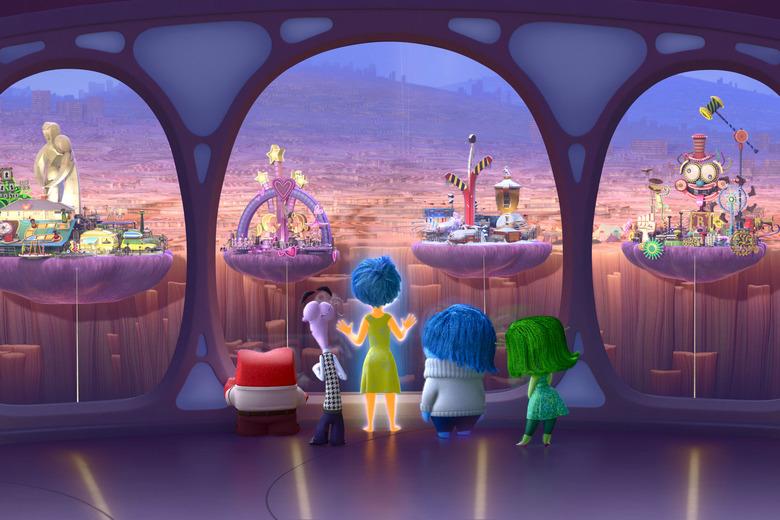 Inside Out theme park