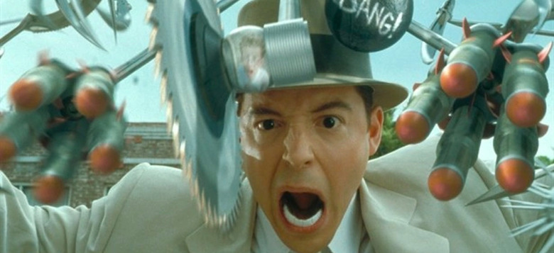 inspector gadget movie new