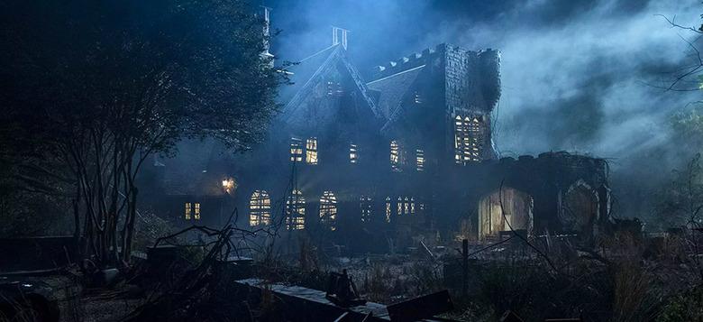 interactive haunted house movie