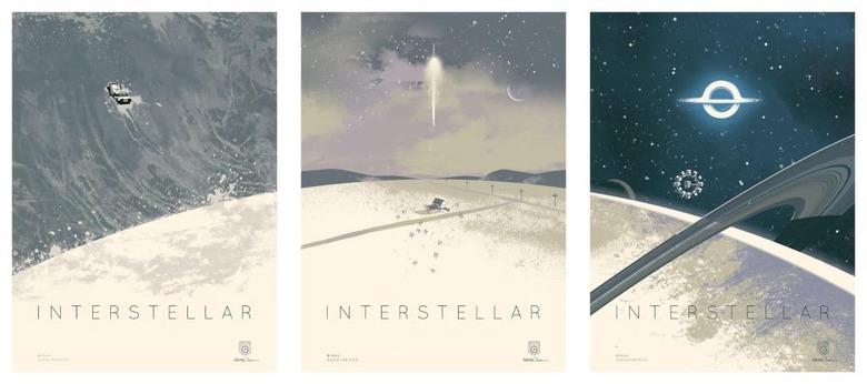 Kevin Dart's Interstellar Posters - Interstellar IMAX Poster
