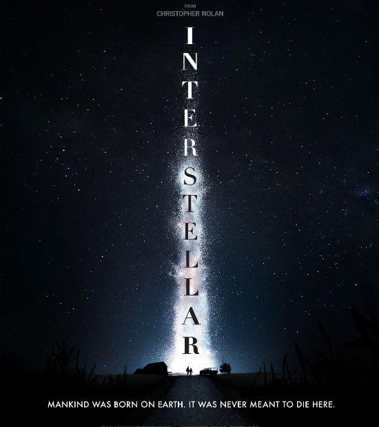 Interstellar trailer header