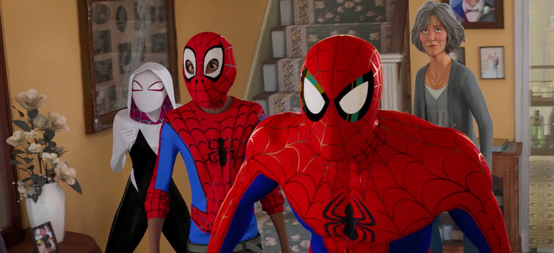 into the spider-verse featurette new