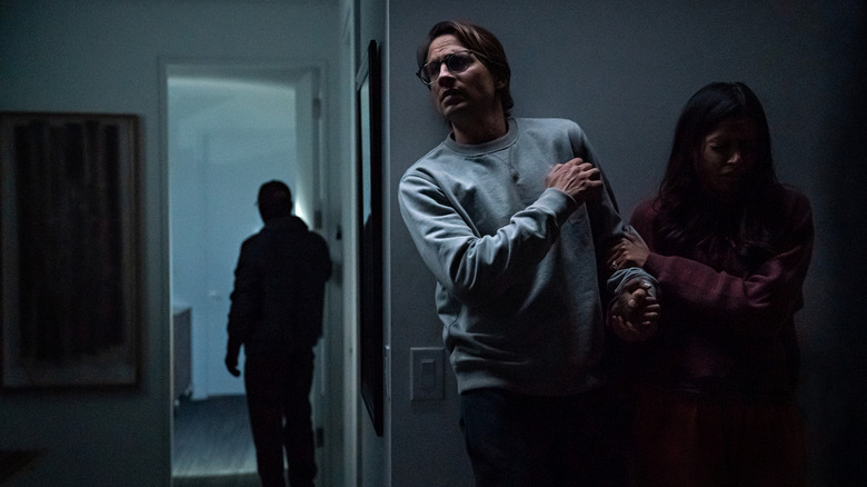 Intrusion Trailer: Freida Pinto And Logan Marshall-Green Get Paranoid In A Netflix Thriller