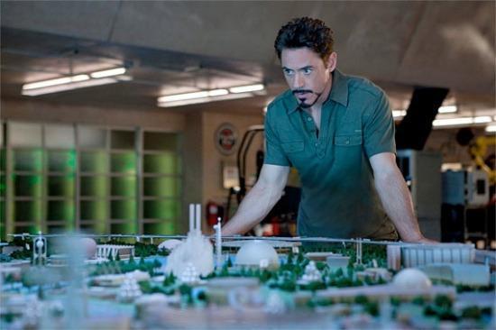 Iron Man 2 Stark Expo 2010