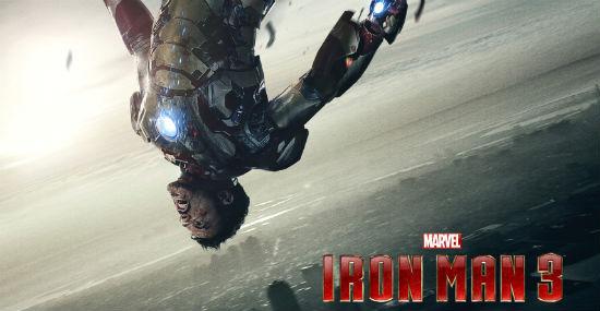 Iron Man 3 Falling header