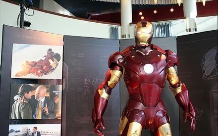 Iron Man at the Arclight