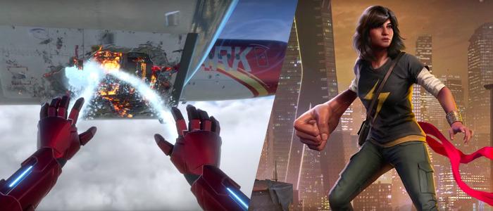 Iron Man VR trailer