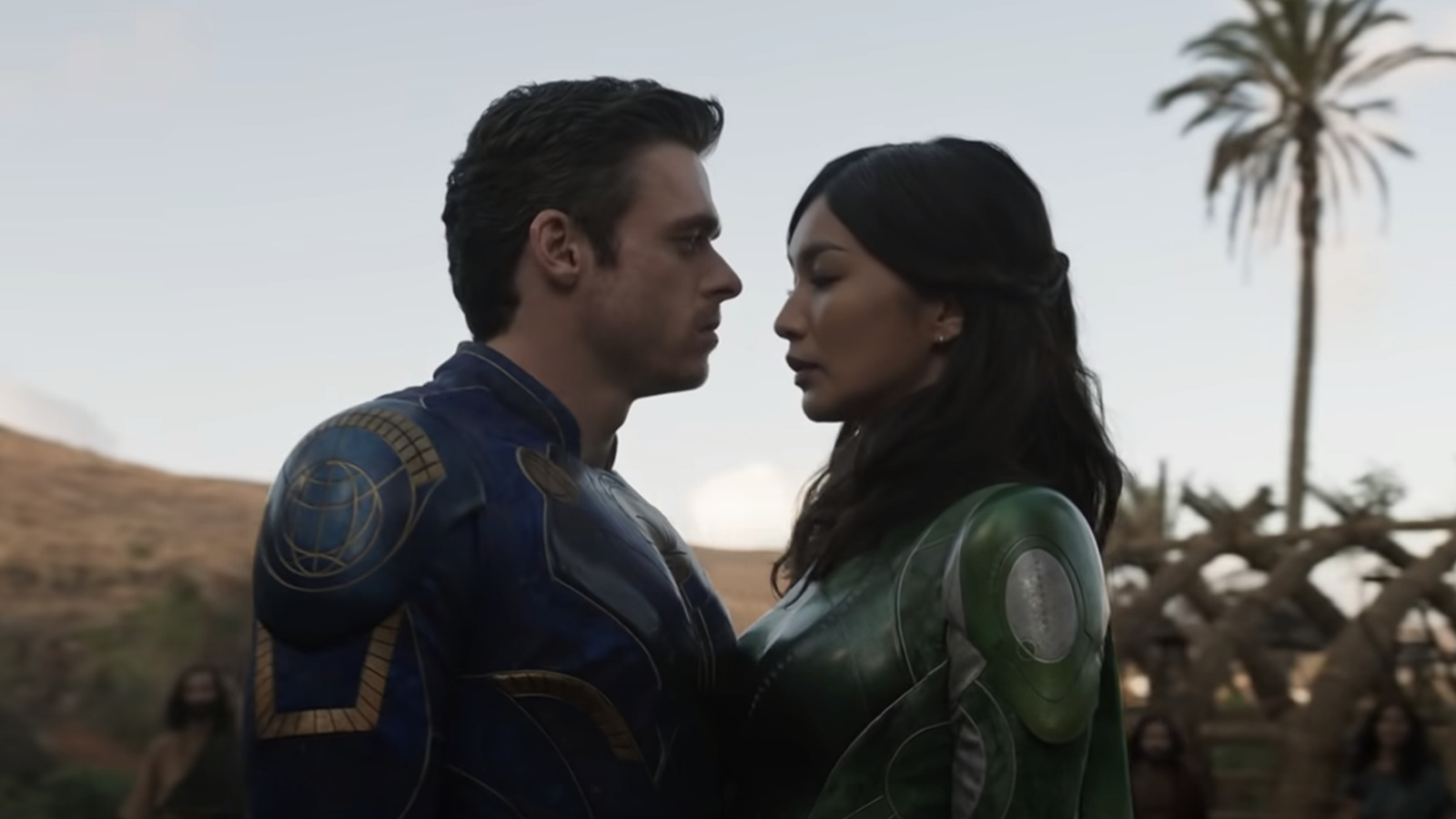 Is Eternals The First Marvel Studios Movie To Receive A PG-13 Rating For ... SEX?!