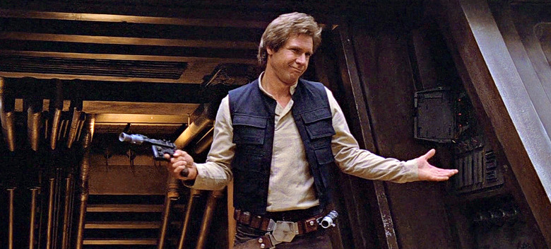 Is Han Solo a Force Ghost