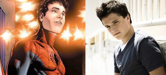 spiderman josh Hutcherson