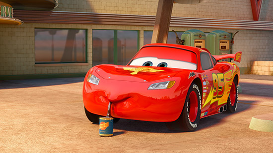 Cars Short Hiccup